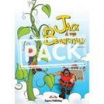 Jack and The Beanstalk cu MULTI-ROM - Virginia Evans, Jenny Dooley