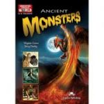 Literatura CLIL Ancient Monsterscu Digibook App - Virginia Evans, Jenny Dooley