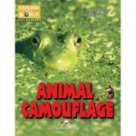 Literatura CLIL Animal Camouflage cu Cross-Platform App. - Jenny Dooley