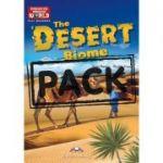 Literatura CLIL The Desert Biome Pachetul profesorului - Jenny Dooley