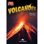 Literatura CLIL Volcanoes cu cross-platform App - Virginia Evans, Jenny Dooley