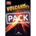 Literatura CLIL Volcanoes Pachetul profesorului - Jenny Dooley, Virginia Evans