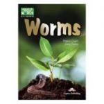Literatura CLIL Worms cu multi-Rom - Virginia Evans