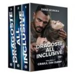 Pachet Dragoste all inclusive, 3 volume - Dana Bordea