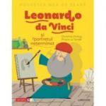 Povestea mea de seara. Leonardo da Vinci si portretul neterminat - Christine Palluy, Prisca Le Tande