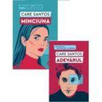 Pachet Romane Minciuna si Adevarul, autor Care Santos