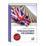 Professional english for economics. Pre-Intermediate & Intermediate - Carmen Dominte
