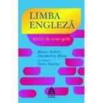 Sinteze de Limba Engleza in 2000 de teste-grila - Tania Musina