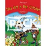 The Ant and the Cricket cu cross-platform App - Jenny Dooley