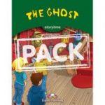 The Ghost cu cross-platform App - Jenny Dooley