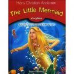 The Little Mermaid cu CD - Jenny Dooley