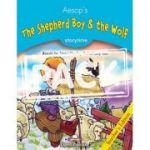 The shepherd boy and the wolf Manualul profesorului cu Cross-platform App - Jenny Dooley