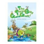 The Three Billy Goats Gruff DVD - Elizabeth Gray, Virginia Evans