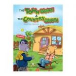 The Town Mouse and the Country Mouse DVD - Elizabeth Gray, Virginia Evans