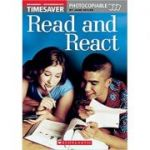 Timesaver Read and React - Jane Myles