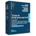 Tratat de drept procesual civil. Vol. II. Editia a 2-a - Ioan Les, Calina Jugastru