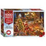 Christmas 1000-Piece Jigsaw. The Night Before Christmas