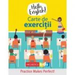 Hello English! Carte de exercitii - Sam Hutchinson, Emilie Martin