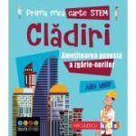 Prima mea carte STEM. CLADIRI. Ametitoarea poveste a zgarie-norilor - Alex Woolf