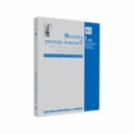Revista de stiinte juridice nr. 1-2020 - Sevastian Cercel
