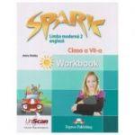 Spark Limba moderna 2 Engleza Workbook clasa a VII-a - Jenny Dooley