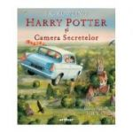 Harry Potter si Camera Secretelor, editie ilustrata - J. K. Rowling