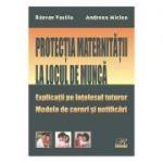 Protectia maternitatii la locul de munca - Razvan Vasiliu, Andreea Miclea