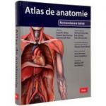 Atlas de Anatomie. Nomenclatura latina - Anne Gilroy
