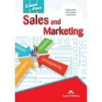 Curs limba engleza Career Paths Sales and Marketing Manualul elevului cu digibook app. - Virginia Evans