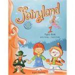 Curs limba engleza Fairyland 1 Manualul elevului - Jenny Dooley