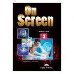 Curs limba engleza On Screen 3 Manualul elevului - Virginia Evans