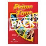 Curs limba engleza Prime Time 3 Manualul elevului cu Ie-Book - Virginia Evans, Jenny Dooley