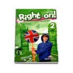 Curs limba engleza Right On 2 Manualul profesorului - Jenny Dooley