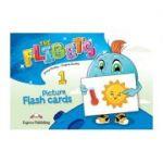 Curs limba engleza The Flibets 1 flashcards - Jenny Dooley