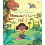 Dinozaurii sunt reali? (Usborne) - Usborne Books