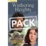 Literatura adaptata pentru copii Wuthering Heights Cu CD - Jenny Dooley