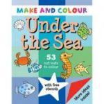 Make & Colour. Under the Sea - Clare Beaton