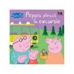 Peppa Pig. Peppa pleaca in excursie - Nelville Astley, Mark Baker