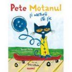 Pete Motanul si nasturii sai sic (hardcover) - James Dean, Eric Litwin