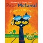 Pete Motanul si ochelarii sai magici (hardcover) - James Dean, Kimberly Dean