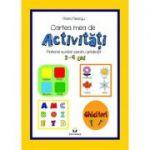 Cartea mea de activitati, 3-4 ani - Mara Neacsu