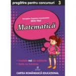 Culegere pregatire pentru Concursuri. Matematica, Clasa a III-a - Georgiana Gogoescu, Silvia Vlad