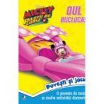 Disney. Mickey si pilotii de curse. Oul buclucas. Povesti si jocuri