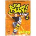 Full Blast! Plus 2 Class CDs - H. Q. Mitchell, Marileni Malkogianni