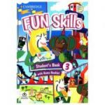 Fun Skills Level 3, Student's Book with Home Booklet and Downloadable Audio - Colin Sage, Anne Robinson