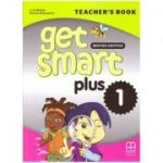 Get Smart Plus 1 Teacher's Book British Edition - H. Q. Mitchell, Marileni Malkogianni