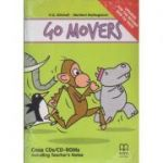 Go Movers Class CDs/CD-ROMs. Including Techer's Notes. Updates For The Revised 2018 YLE Tests - H. Q. Mitchell, Marileni Malkogianni