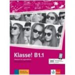 Klasse! B1. 1, Ubungsbuch mit Audios - Sarah Fleer, Ute Koithan, Tanja Mayr-Sieber, Bettina Schwieger