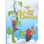 Literatura adaptata Jack and the Beanstalk cu CD - Jenny Dooley