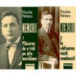 Memorii, 2 volume - Nicolae Petrescu